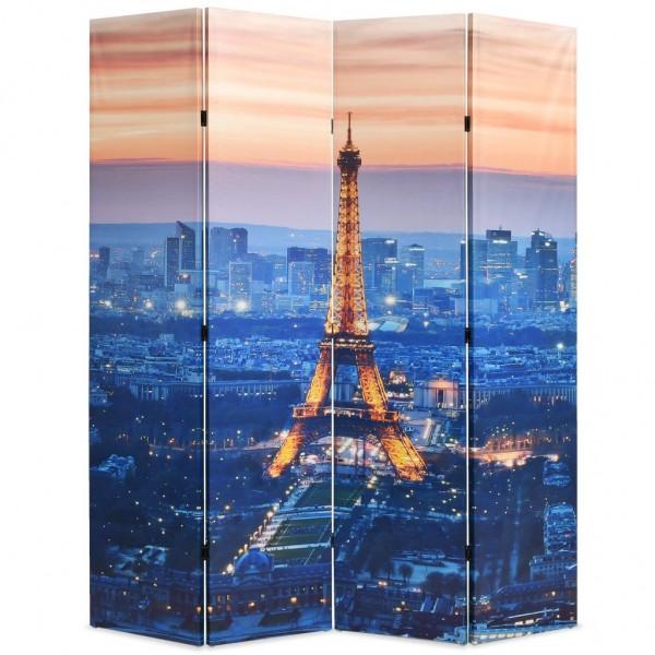 Διαχωριστικό Δωματίου Πτυσσόμενο Νύχτα στο Παρίσι 160 x 180 εκ.  245870
