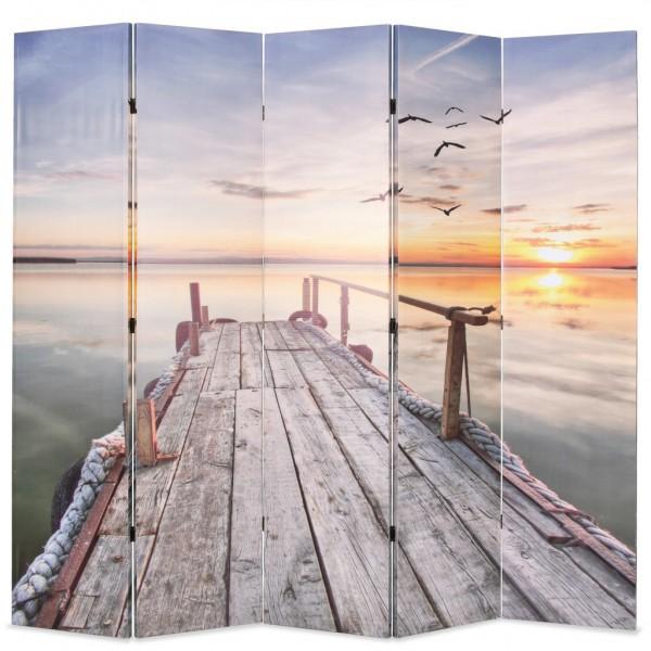 Διαχωριστικό Δωματίου Πτυσσόμενο Λίμνη 200 x 180 εκ.  245883