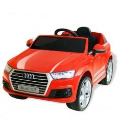 Αυτοκίνητο Ηλεκτροκίνητο Audi Q7 6V Κόκκινο    10117