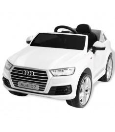 Αυτοκίνητο Ηλεκτροκίνητο Audi Q7 6V Λευκό   10119