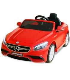 Αυτοκίνητο Ηλεκτροκίνητο Mercedes Benz AMG S63 12V Κόκκινο   10120