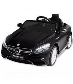 Αυτοκίνητο Ηλεκτροκίνητο Mercedes Benz AMG S63 12V Μαύρο   10121