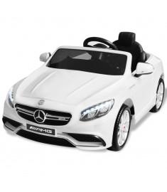 Αυτοκίνητο Ηλεκτροκίνητο Mercedes Benz AMG S63 12V Λευκό   10122