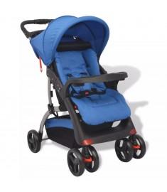 Καρότσι Παιδικό Μπλε 102 x 52 x 100 εκ.    10139