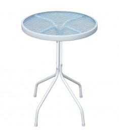 Τραπέζι Εξωτερικού Χώρου Στρογγυλό Γκρι 50 x 71 εκ.  43313