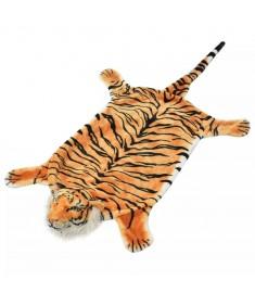 Χαλί Τίγρης Καφέ 144 εκ. Βελουτέ   80168