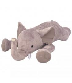 Ελέφαντας Μαλακός XXL 120 εκ. Λούτρινος   80193