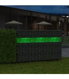 Πέτρες Συρματοκιβωτίου Πράσινες 60-120 χιλ. 25 κ. από Γυαλί  142315