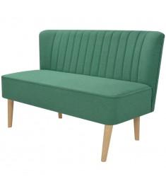 Καναπές Πράσινος 117 x 55,5 x 77 εκ. Υφασμάτινος   244073