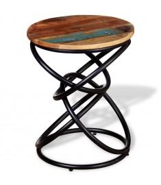 Βοηθητικό Τραπέζι από Μασίφ Ανακυκλωμένο Ξύλο   244231