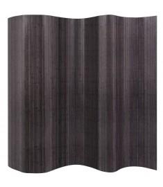 Διαχωριστικό Δωματίου Γκρι 250 x 195 εκ. Μπαμπού  244611