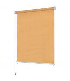 Στόρι Σκίασης Ρόλερ Εξωτερικού Χώρου Μπεζ 100 x 230 εκ.  43427