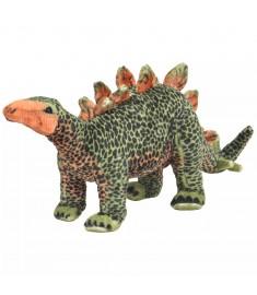 Δεινόσαυρος Στεγόσαυρος Όρθιος Πράσινο/Πορτοκαλί XXL Λούτρινος  91346