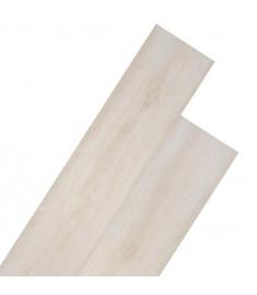 Δάπεδο Χρώμα Κλασική Λευκή Δρυς 5,26 μ² / 2 χιλ. από PVC  245164