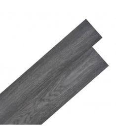 Δάπεδο Αυτοκόλλητο Ασπρόμαυρο 5,02 μ² / 2 χιλ. από PVC  245175