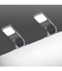 Φωτιστικά Καθρέφτη 2 τεμ. 2 W Ψυχρό Λευκό  245348