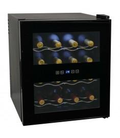 Συντηρητής Κρασιών 48 Λίτρων για 16 Φιάλες με Οθόνη LCD   50606