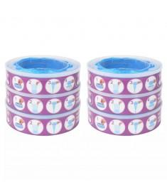 Κασέτες Ανταλ/κές Απόρριψης Πάνας Angelcare Diaper Genie 6 τεμ.  50613
