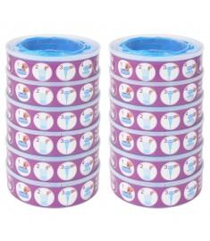 Κασέτες Ανταλ/κές Απόρριψης Πάνας Angelcare Diaper Genie 12 τεμ  50614