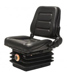 Κάθισμα Περονοφόρου Ανυψωτικού/Τρακτέρ με Ανάρτηση & Ρυθμ.Πλάτη  142319