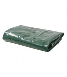 Μουσαμάς 650 γρ./μ.² Πράσινος 3 x 3 μ.  43819