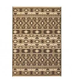 Χαλί Εσωτερ./Εξωτερ. Χώρου Όψη Σιζάλ Ethnic Σχέδιο 80 x 150 εκ.
