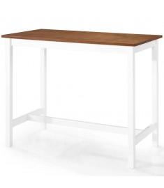 Τραπέζι Μπαρ 108 x 60 x 91 εκ. από Μασίφ Ξύλο  245548
