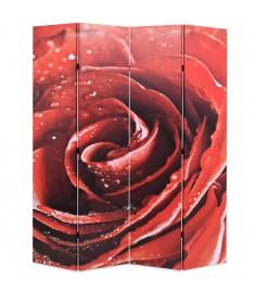Διαχωριστικό Δωματίου Τριαντάφυλλο Κόκκινο 160 x 180 εκ.  245894