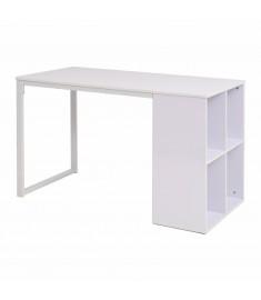 Γραφείο Λευκό 120 x 60 x 75 εκ.  245721