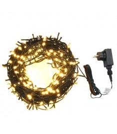 Λαμπάκια LED Εσωτερικού/Εξωτερικού Χώρου 400 Θερμό Λευκό 40 μ.   50692