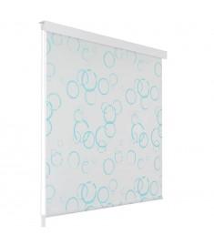 Κουρτίνα Μπάνιου Ρολό Σχέδιο Φυσαλίδες 180 x 240 εκ.   142870