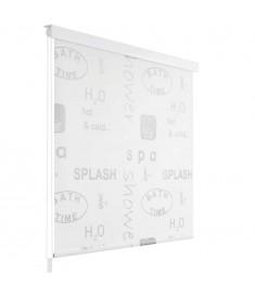 Κουρτίνα Μπάνιου Σχέδιο Splash 160 x 240 εκ.   142875