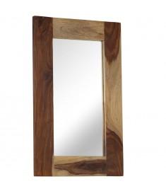 Καθρέφτης 50 x 80 εκ. από Μασίφ Ξύλο Sheesham   246299