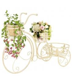 Βάση Γλάστρας Ποδήλατο Vintage Μεταλλική  245931