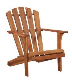 Καρέκλα Κήπου Adirondack από Μασίφ Ξύλο Ακακίας  44116