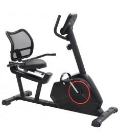 Ποδήλατο Γυμναστικής Καθιστό Μαγνητικό με Μέτρηση Παλμών   91441