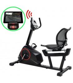 Ποδήλατο Γυμναστικής Καθιστό Μαγνητικό Μετρ. Παλμών-Προγρ/σμός  91446