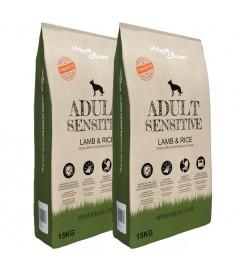 Ξηρά Τροφή Σκύλων Premium Adult Sensitive Lamb & Rice 2τεμ 30 κ  275192
