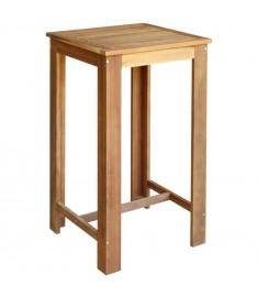 Τραπέζι Μπαρ 60 x 60 x 105 εκ. από Μασίφ Ξύλο Ακακίας  246663