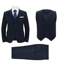 Κοστούμι Παιδικό Επίσημο 3 Τεμαχίων Ναυτ. Μπλε Μέγεθος 116/122  133338