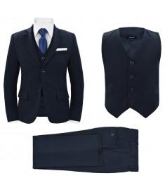 Κοστούμι Παιδικό Επίσημο 3 Τεμαχίων Ναυτ. Μπλε Μέγεθος 152/158  133341
