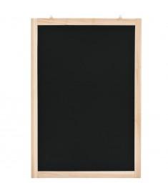 Μαυροπίνακας Τοίχου 40 x 60 εκ. από Ξύλο Κέδρου   246431