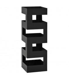 Ομπρελοθήκη με Σχέδιο Tetris Μαύρη Ατσάλινη   246794