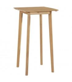 Τραπέζι Μπαρ 60 x 60 x 105 εκ. από Μασίφ Ξύλο Ακακίας  44226
