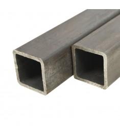 Χαλυβδοσωλήνες Κατασκευών 6 τεμ. Τετράγωνοι 1 μ. 20x20x2 χιλ.  143097