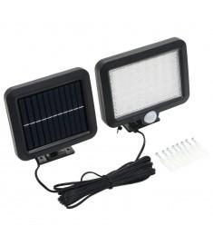 Φωτιστικό Ηλιακό με Αισθητήρα Κίνησης LED Λευκό  44410