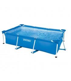 Intex Πισίνα Rectangular Frame 260 x 160 x 65 εκ. 28271NP  91482