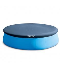 Intex Κάλυμμα Πισίνας Στρογγυλό 396 εκ. 28026