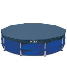 Intex Κάλυμμα Πισίνας Στρογγυλό 366 εκ. 28031  91510