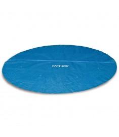 Intex Κάλυμμα Πισίνας Ηλιακό Στρογγυλό 549 εκ. 29025  91515